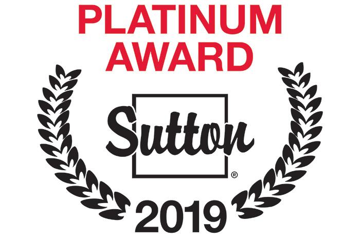 platinum award 2019