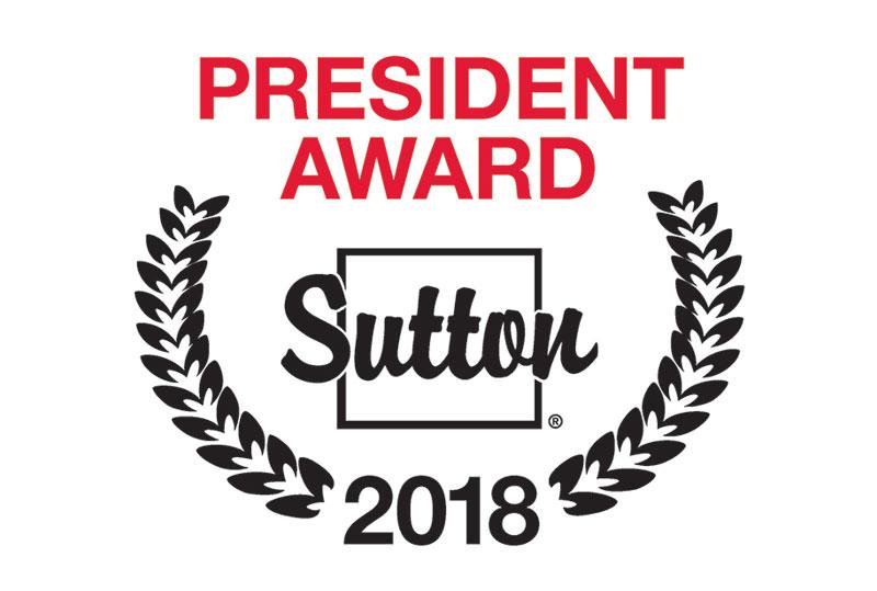 president award 2018