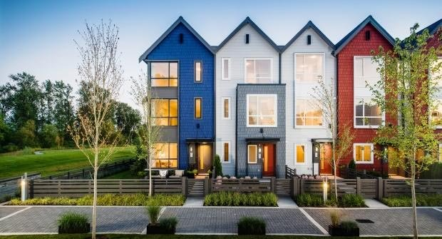 townhomes for sale box