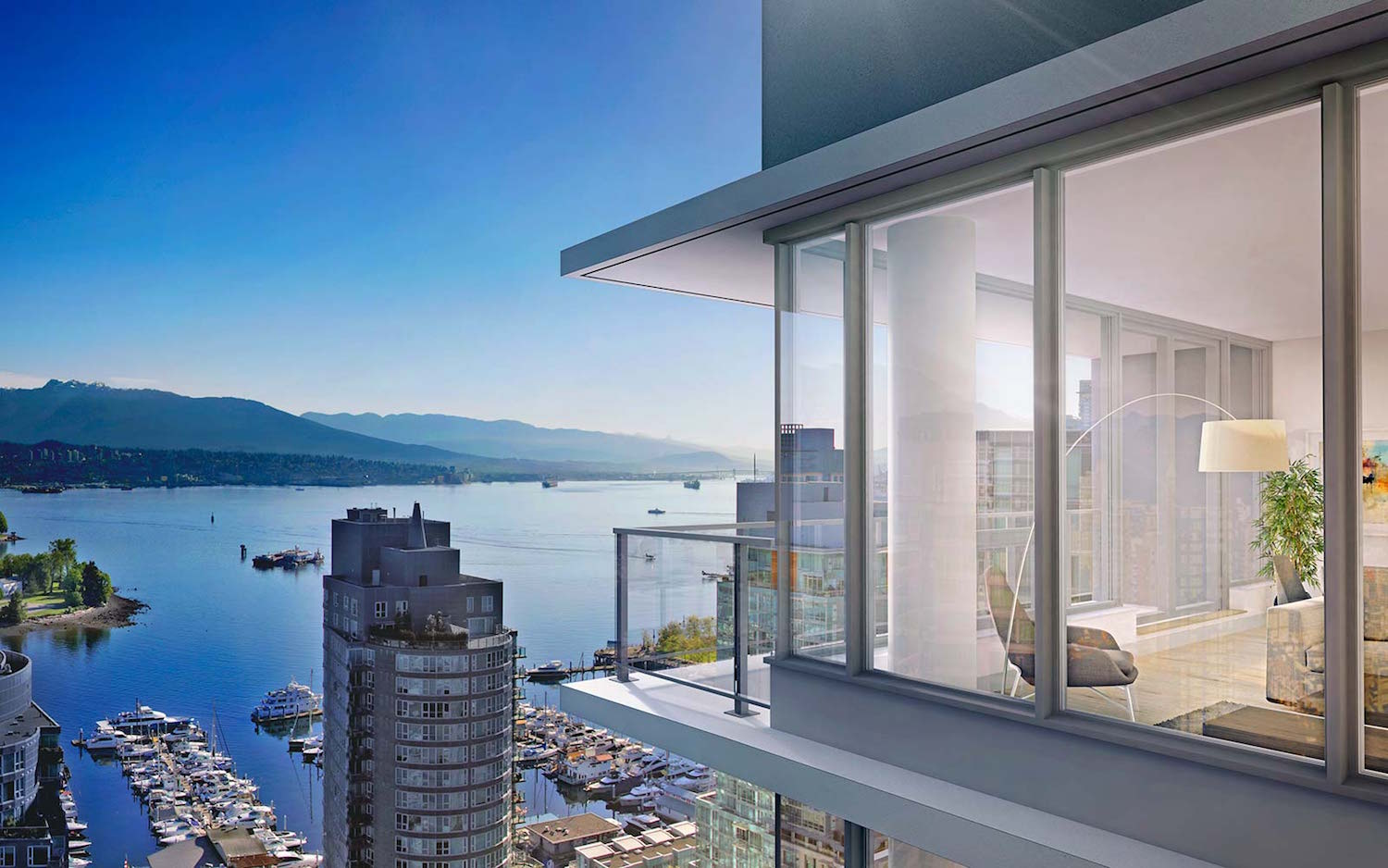 NW Views 620 cardero st 1003   620 cardero st   the cardero   coal harbour pre sale by bosajpg