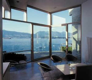 Vancouver best modern house