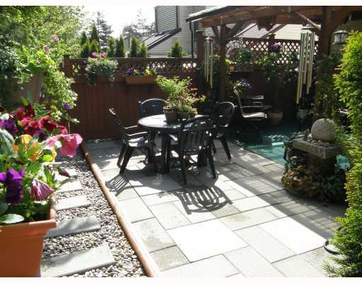 beautiful terraced garden sold by Paul Albrighton