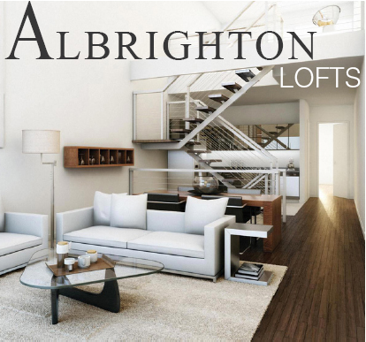 Albrighton loft logo - Vancouver lofts for sale