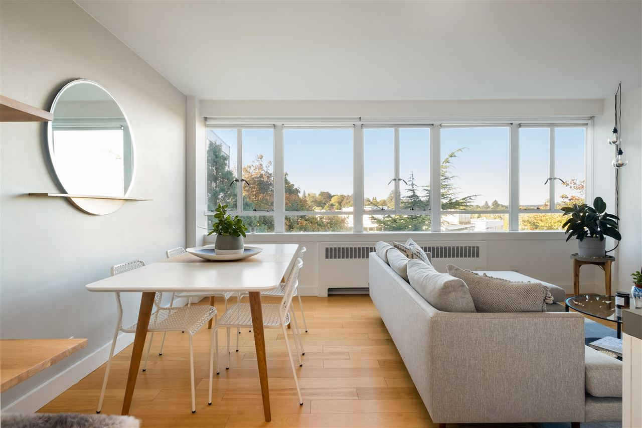 620 - 1445 Marpole Ave - Classic Modern Building Vancouver