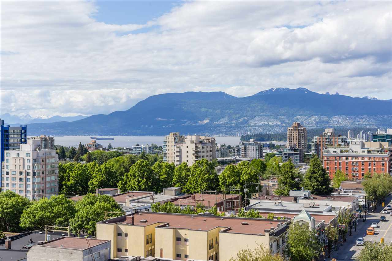 620 - 1445 Marpole Ave - Classic Modern Building Vancouver views - Hycroft towers views