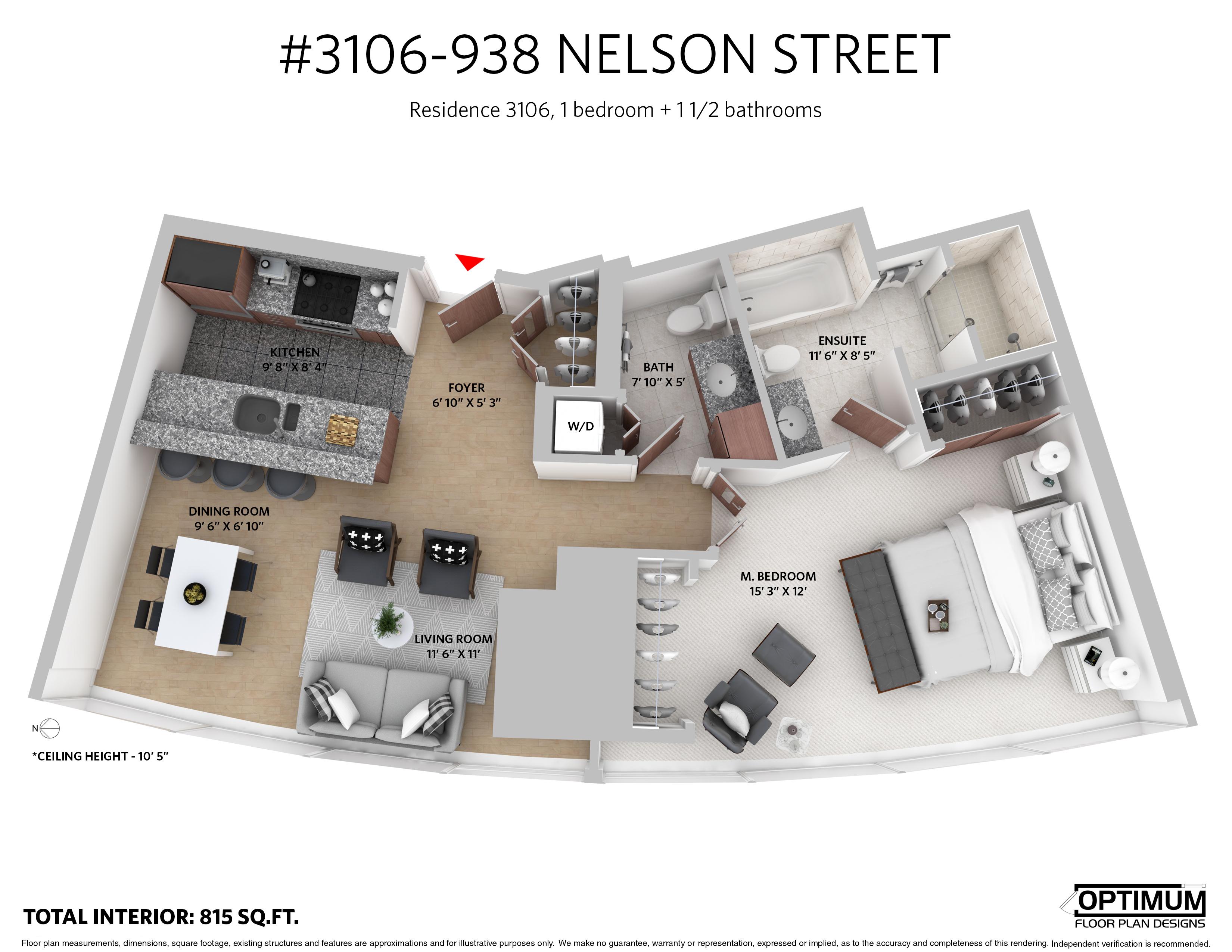 3106 938 nelson street 3d