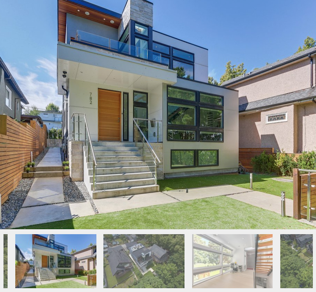 782 w 22nd ave modern vancouver home douglas park cambie area