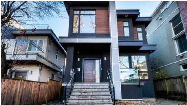 cambie area modern house for sale