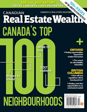 canadian real estate wealth magazine winter 2016