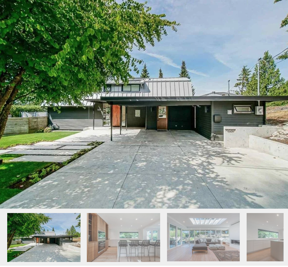 caufeild modern home for sale