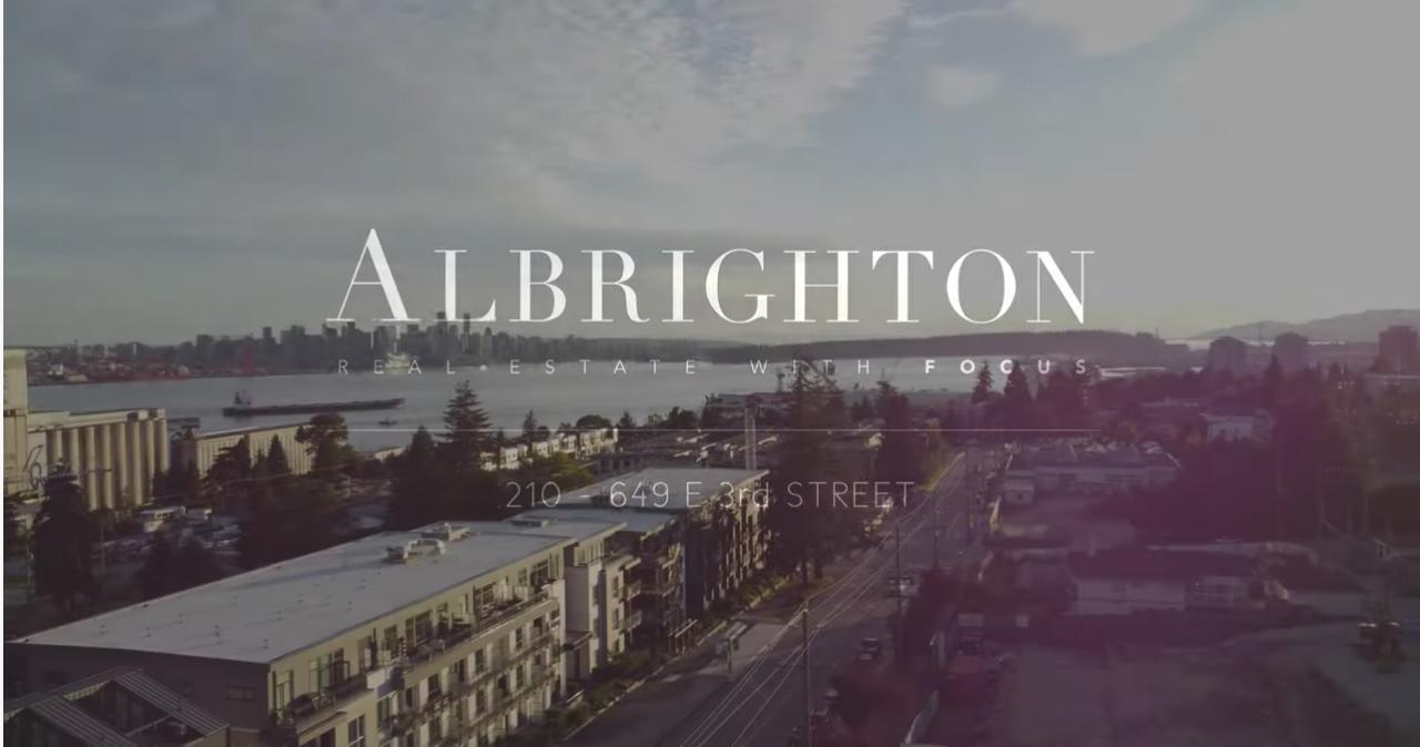 drone video albrighton