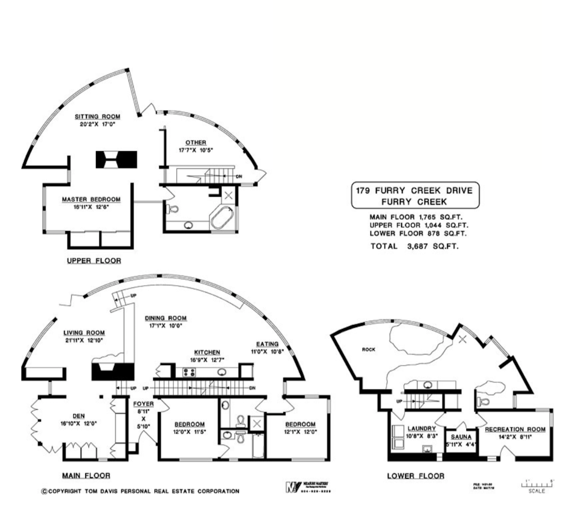 floor plan 179 furry creek road fwc architects west vancouver modern home