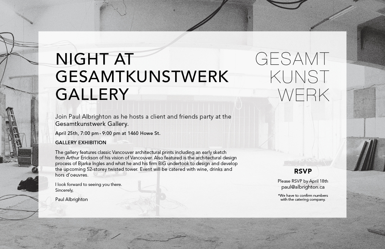 gesam gallery april 6