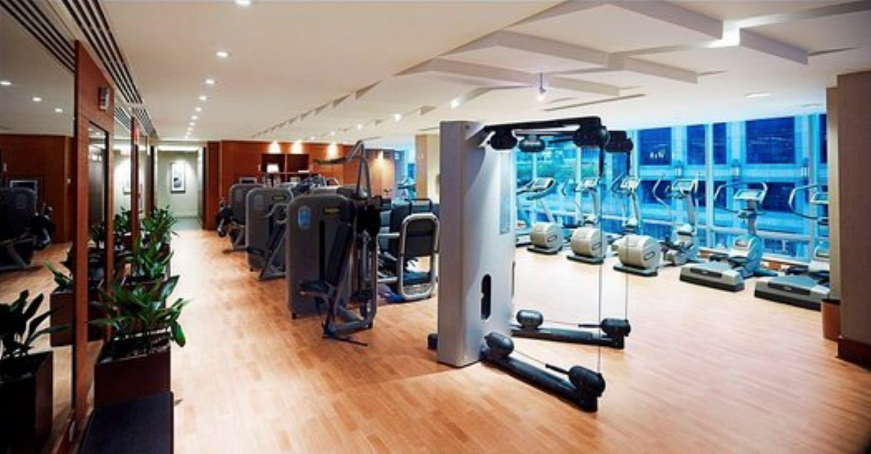 shangri-la vancouver gym