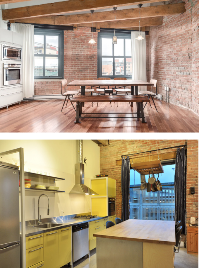 koret kitchen and living