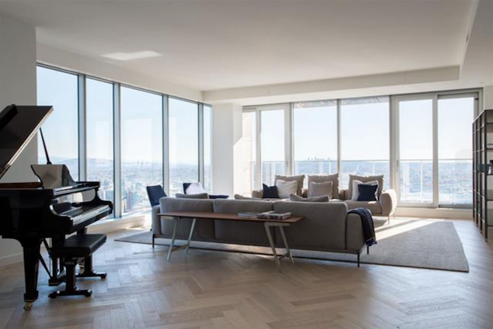 living area vancouver house penthouse 1480 howe street