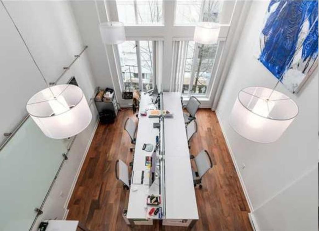 loft layout 610 granville st
