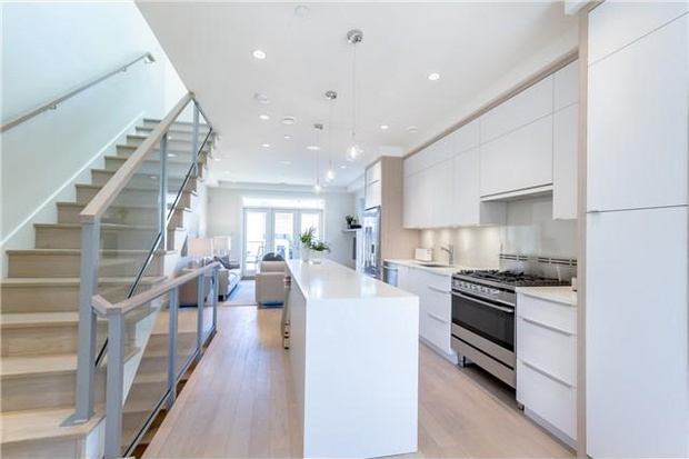 modern vancouver kitchen home for sale 5