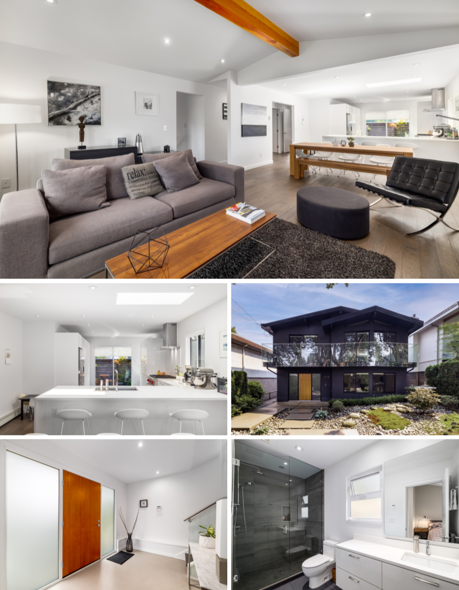 modern home for sale vancouver