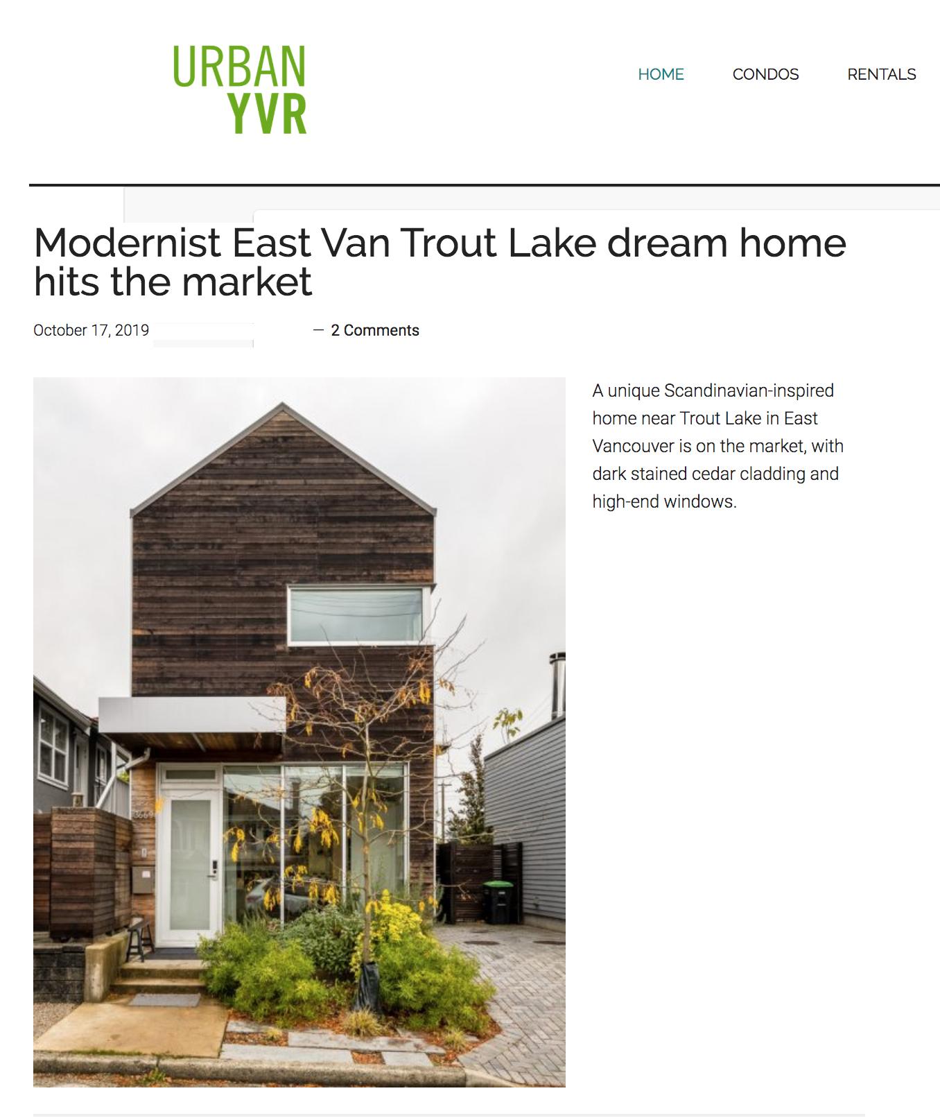 modern scandinavian house vancouver