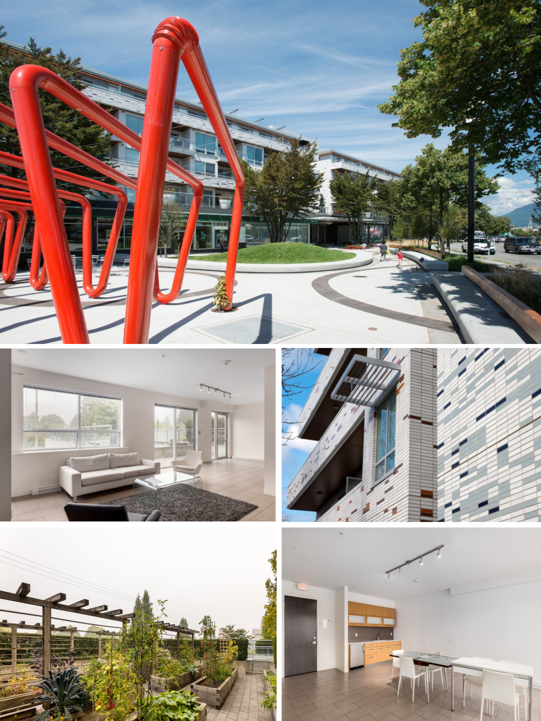 modern townhosue at 188 e 17th ave vancouver