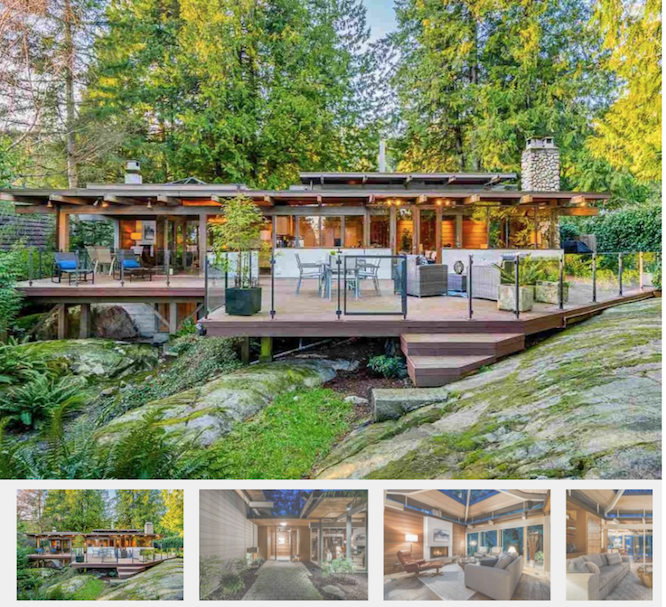 modern west vancouver home for sale