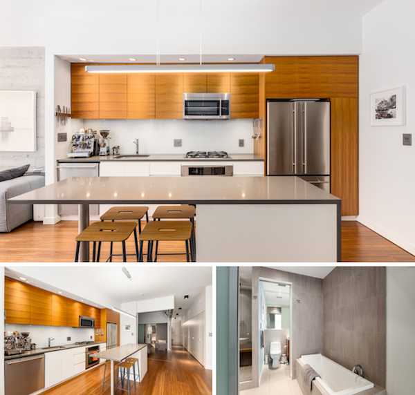 modern yaletown loft for sale 1228 homer st