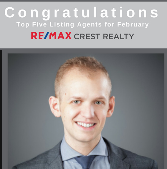 top agent for feb remax
