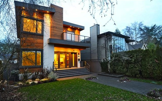 New West Vancouver Westside Vancouver Modern Homes For