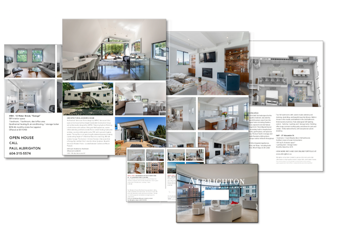 vancouver loft marketing real estate