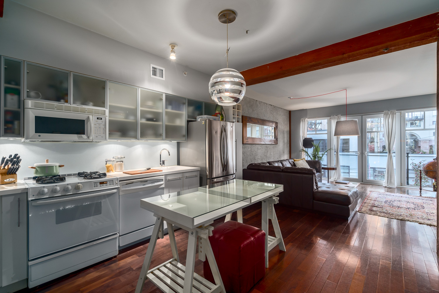 1275 hamilton st loft style condo - Yaletown Vancouver