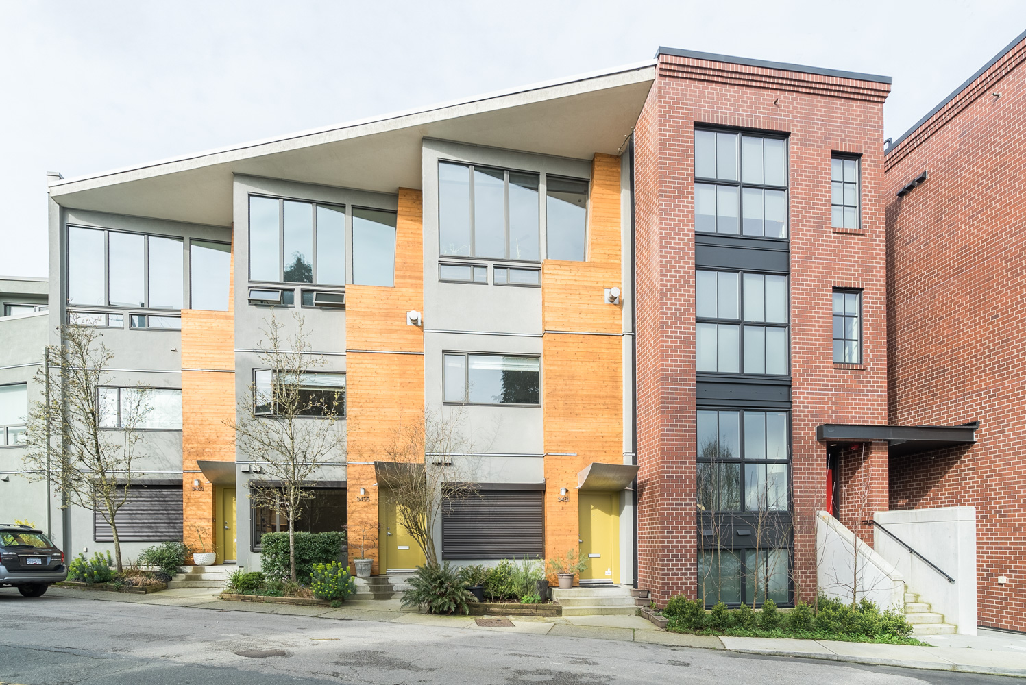 Trout Lake Porter St Modern Townhouse