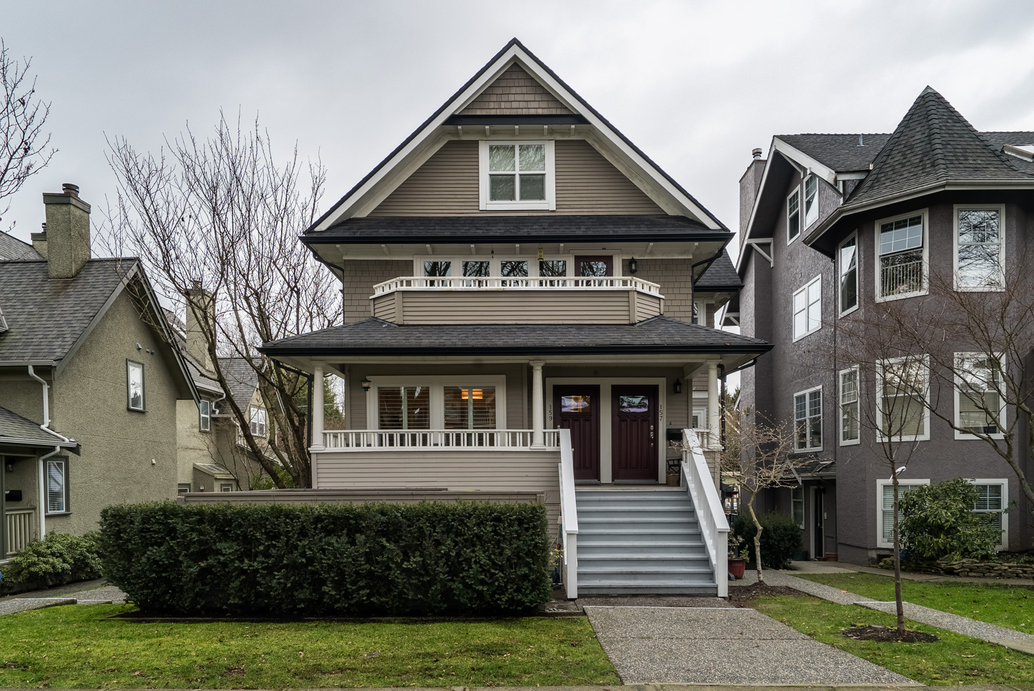 heritage modernized home