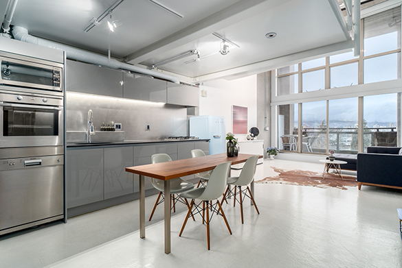 EGGERSMANN KITCHEN WSIX LOFTS