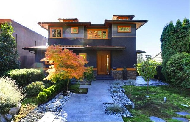 Modern west vancouver homes for sale albrighton real for Modern contemporary homes for sale