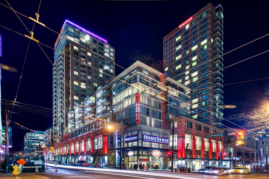 Downtown Vancouver Condos
