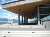 Vancouver Convention Centre close Up