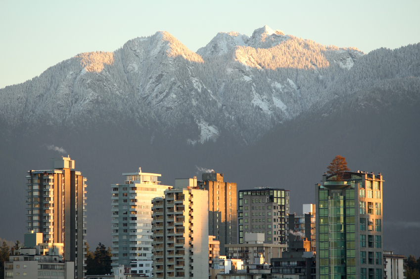 Vancouver West End Strata Corporation Apartments