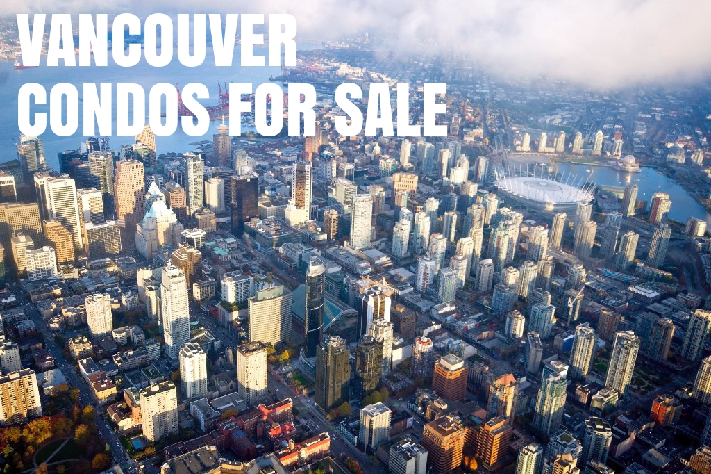 downtown vancouver aerial a