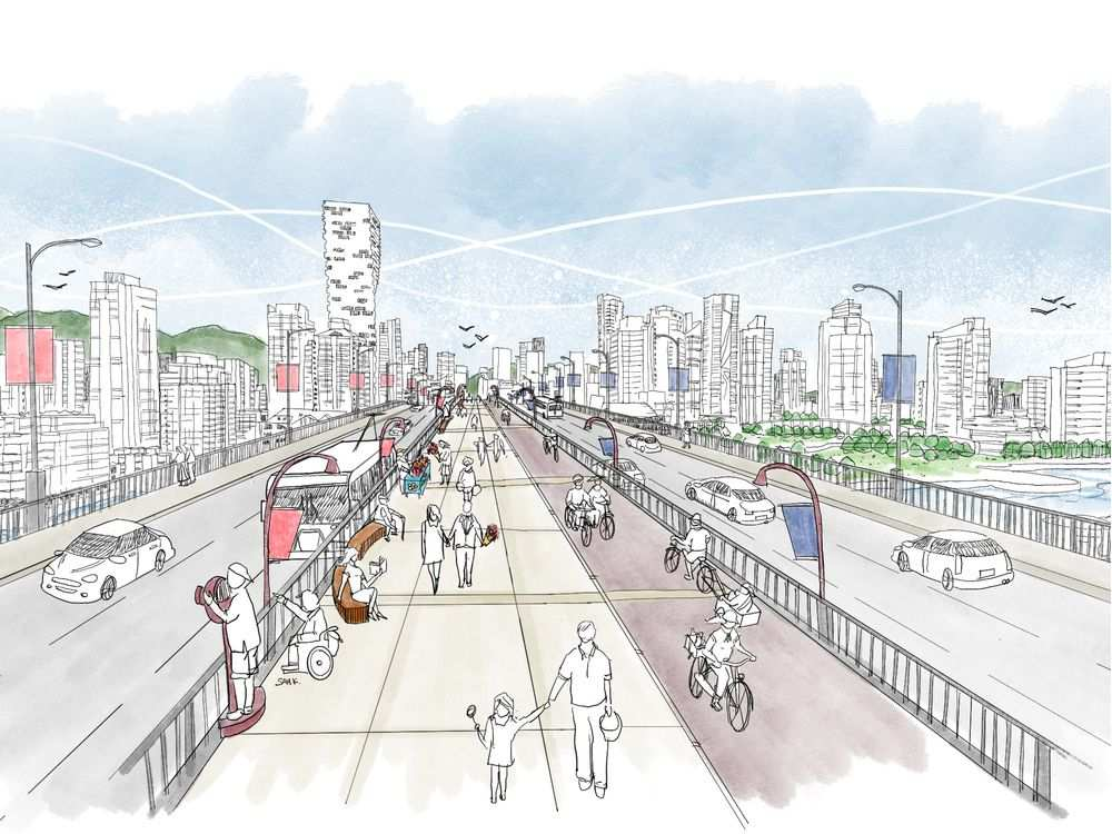 granville bridge redesign vancouver 2020 5