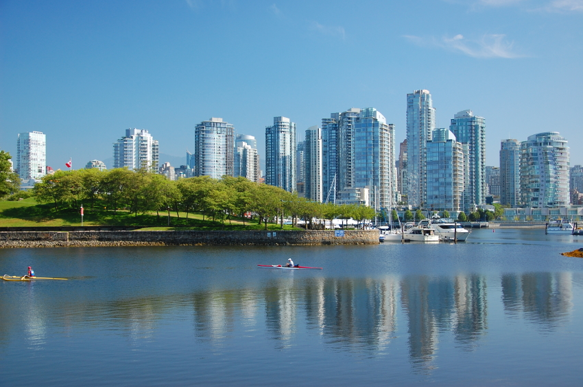 vancouver real estate tour waterfront g