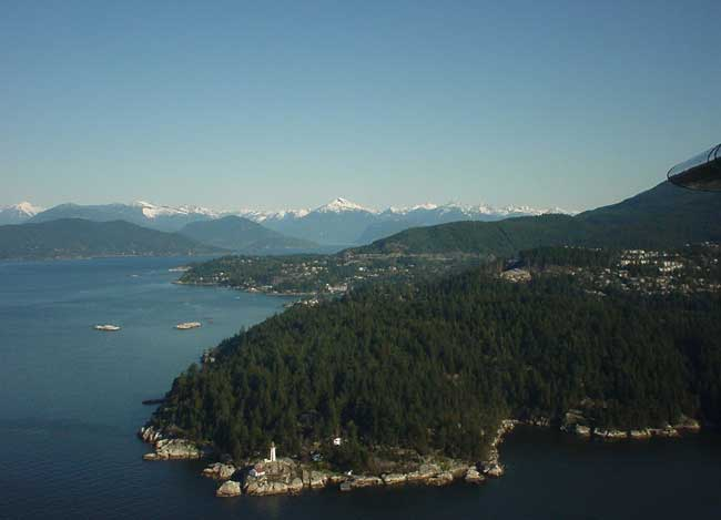 Point Atkinson West Vancouver