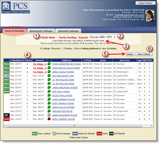 pcs screenshot