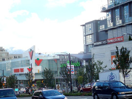 Cambie village Vancouver BC Shopping Downtown