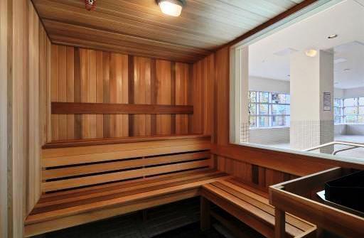 Ritz sauna