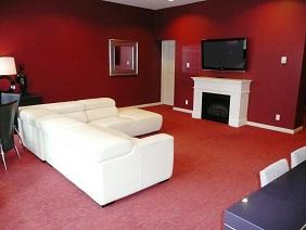 Ritz Social room