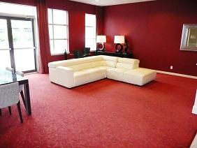 Ritz social room.