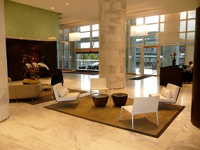 2 Harbour Green lobby