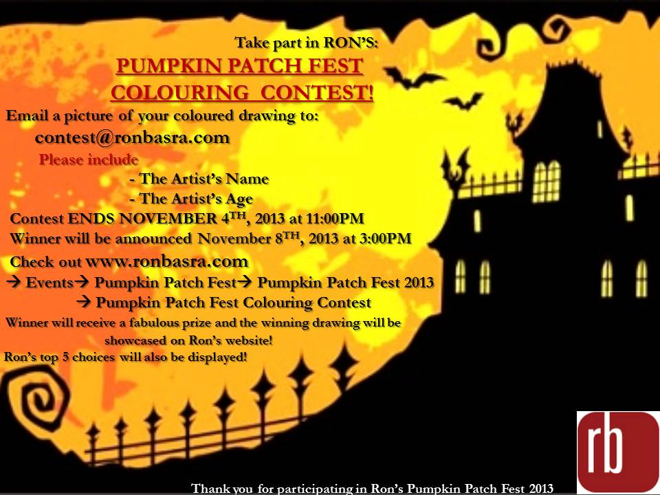pumpkin colouring contest 4