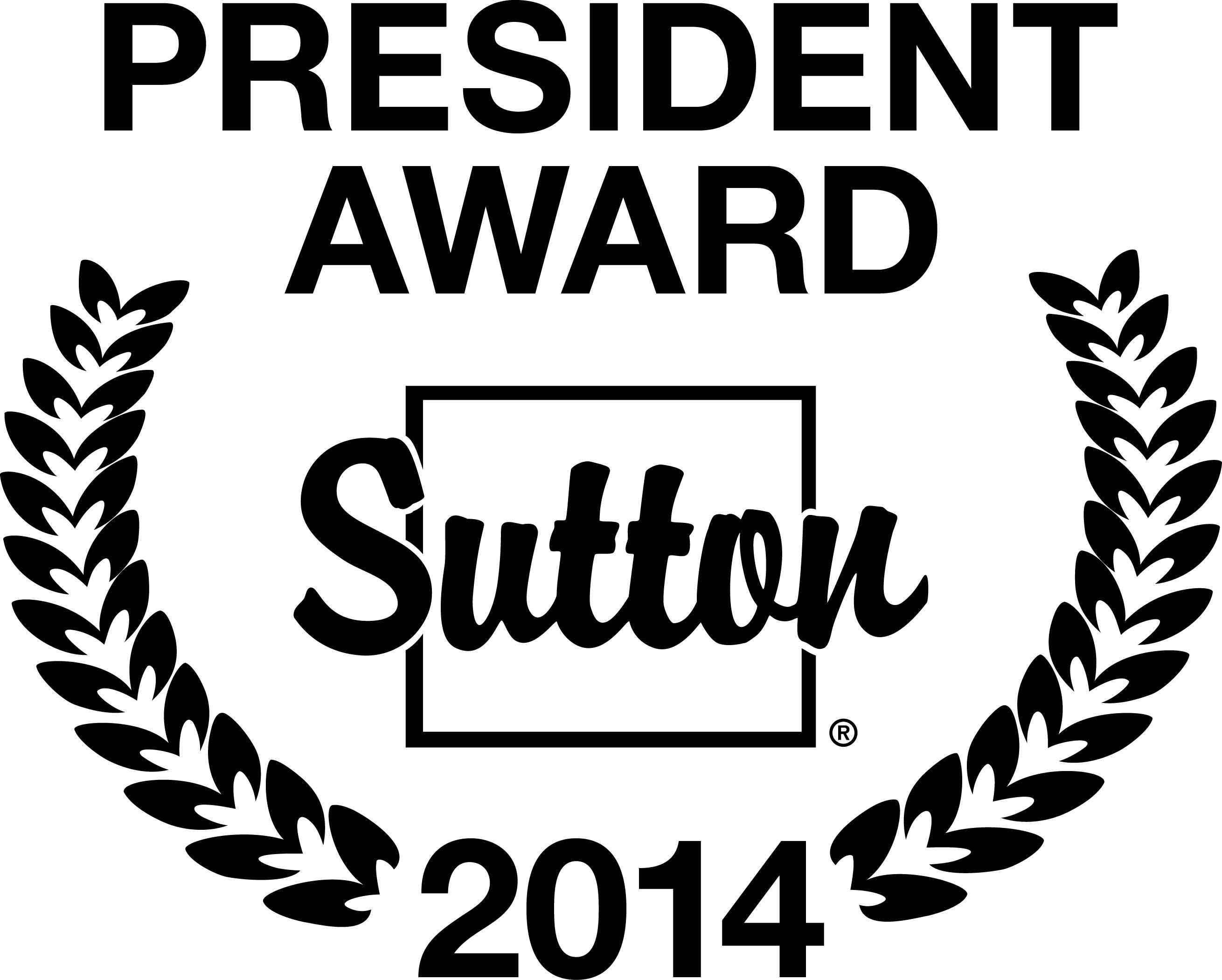 president award 2014